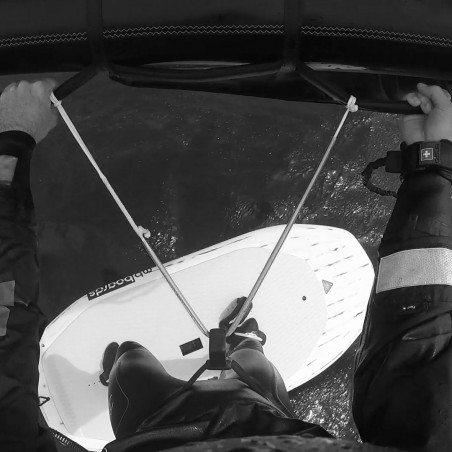 Grand voile compatible Twincat 13