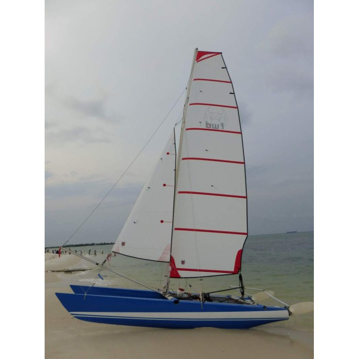 RED RACE BUOY 1.7M